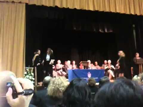 Speech Day at Wakefield Girls High School 11.11.11