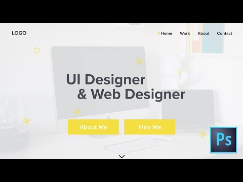 Web Design Tutorial - Portfolio Website
