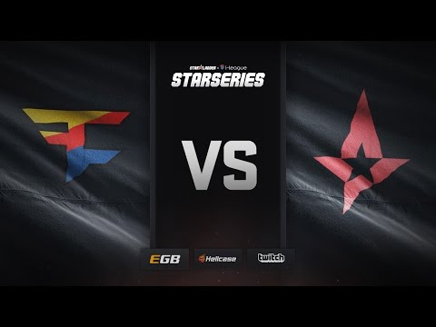 SL i-League StarSeries Season 3 Finals - Astralis vs FaZe G1