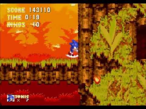 CPN: Sonic 3 & Knuckles [Megadrive] Parte 1