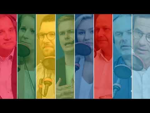 PARTILEDARDEBATT UTAN REKLAM Inför Valet 2018 Sveriges Radio