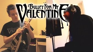 Bullet For My Valentine - The Harder the Heart (Guitar and Vocal Cover feat. Jake Barnes)