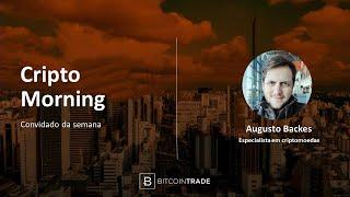 Cripto Morning - Bitcoin rumo aos US$28 mil? É o fim da alta no mercado cripto? - 09/06