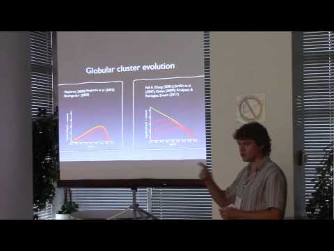 CITA 608: [ISIMA] The life cycles of globular clusters in tidal fields, Mark Gieles, part 1/2