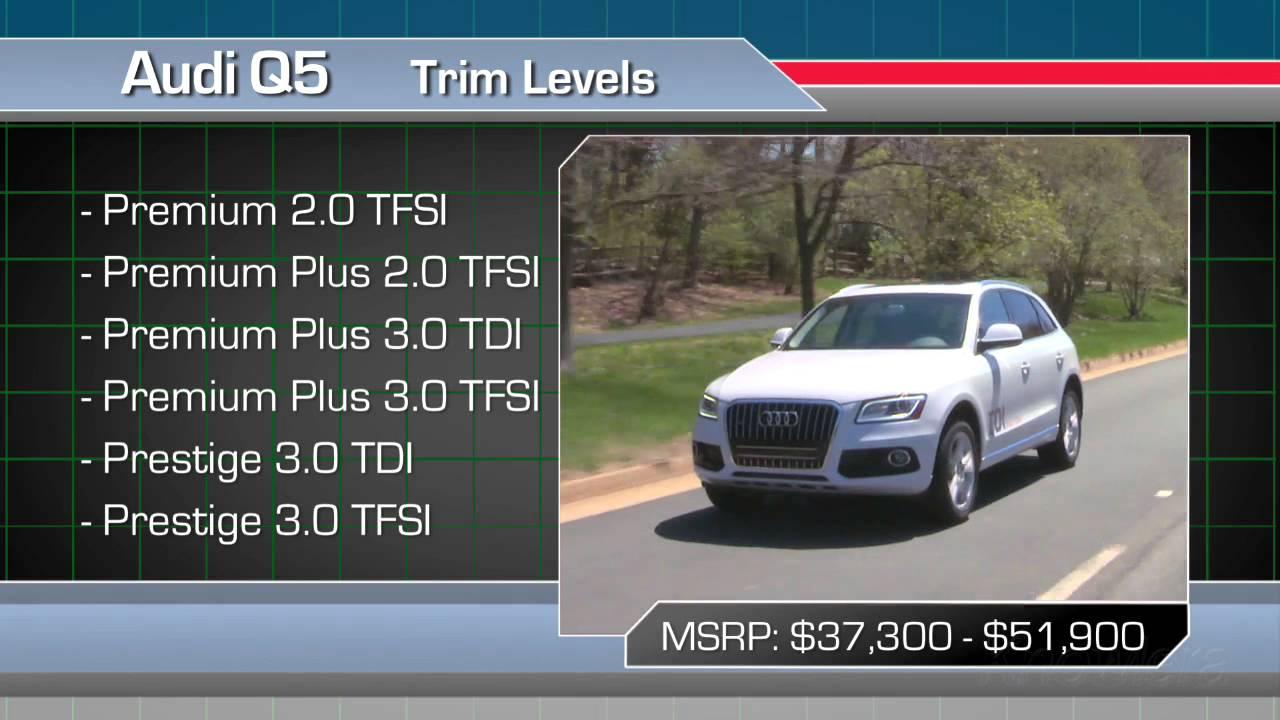 2014 Audi Q5 Overview U S News Best Cars Youtube