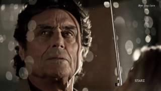 Американские боги (1 сезон) – Русский Тизер-Трейлер 2017