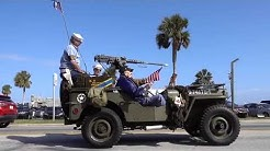 St Augustine, FL Veterans Day Parade 2017