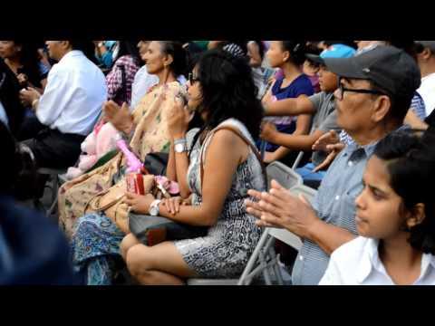 Himalaya festival Toronto Canada 2016 highlight video- special guest Promod Kharel