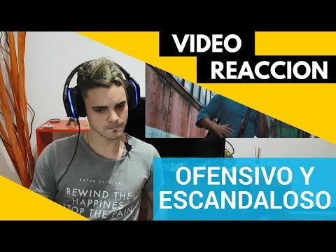 REDIMI2 - OFENSIVO Y ESCANDALOSO (VIDEO OFICIAL) | VIDEO REACCIÓN CONCENTRADISIMO