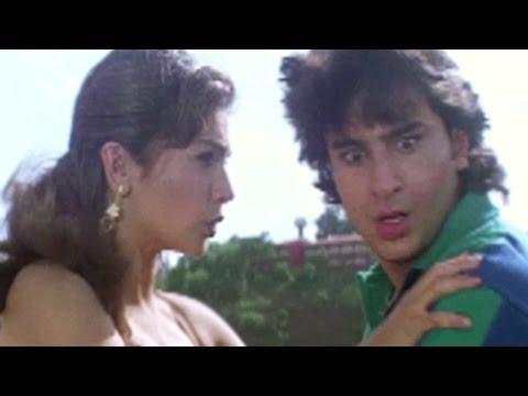 Saif Ali Khan wins the bet - Sanam Teri Kasam, Comedy Scene 1/10