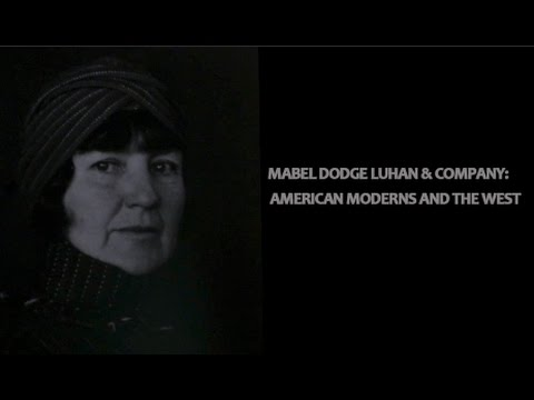 Albuquerque Museum - Mabel Dodge Luhan Exhibit