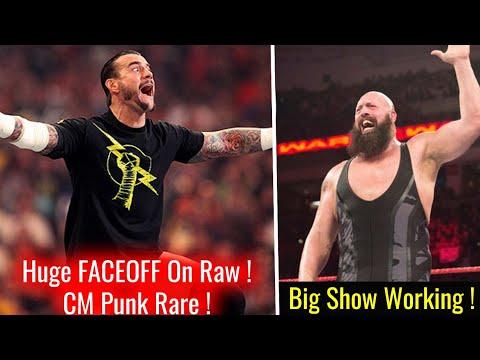Huge 3-Way-FaceOff On Next RAW ! CM Punk Rare ! Big Show Cast ! WWE Raw 1 October 2018 Highlights