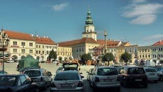 Gambar cover Kroměříž - Old Town, Czech Republic [HD] (videoturysta.eu)