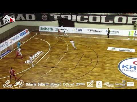 TV JEC - JECKrona 5x3 Atlantico - 9ª rodada LNF