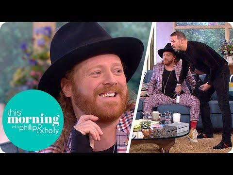 Keith Lemon Gets 'Touched Up' By Paddy McGuinness! | This Morning