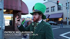 World's Shortest St. Patrick's Day Parade - Pendleton, Oregon