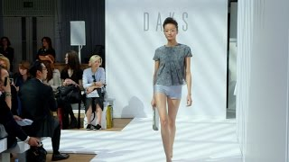 DAKS SS15 at London Fashion Week
