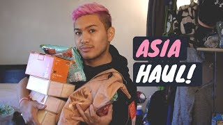 ASIA HAUL: WHAT DID I BUY IN TOKYO & BALI?!  - ohitsROME