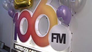 106 FM radio 22 yaşında - Baku TV