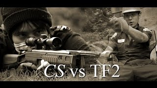 Team Fortress 2 VS Counter Strike - Death Battle