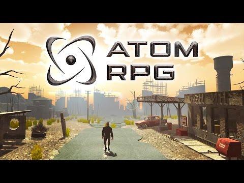 ATOM RPG - Fallout 2.5