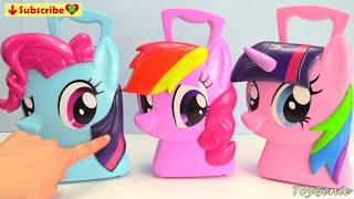 Mix Up My Little Pony Twilight Sparkle, Rainbow Dash, Pinkie Pie Mania