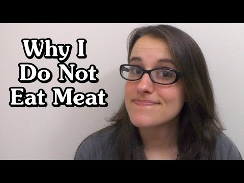 Why I Don't Eat Meat: In Defense of Moral Vegetarianism