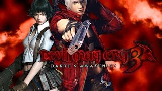DEVIL MAY CRY 3 HD ESPECIAL EDITION
