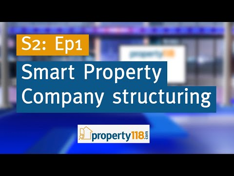 S2: Ep1 Smart Property Company structuring