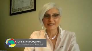Resumen Entrega de Premio Ada Byron Argentina 2020 - 1ra edición