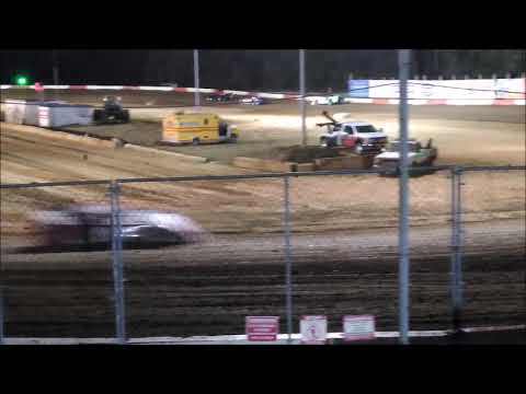 Super late model main 8-17-19 coos bay speedway