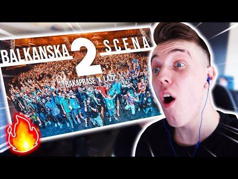 *reakcija* Balkanska Scena 2 - BakaPrase x Lazic
