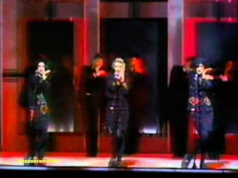 Bananarama - Nathan Jones Live - Royal Variety Performance, 1988