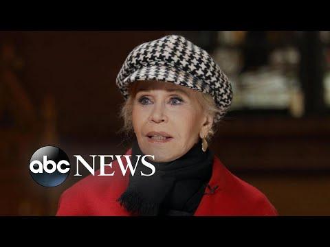 Jane Fonda on