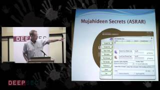 DeepSec 2011; Duncan Campbell: How Terrorists Encrypt