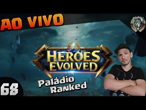 HEROES EVOLVED - RANKED ATE ATUALIZAÇÃO  #68