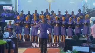 Olorun Betel- Ayo Oluranti performed by Viva de Chorale. Biodun Ojo- Conductor, Olagunju Tope- Organ