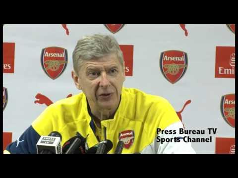 Arsene Wenger pre Newcastle vs Arsenal