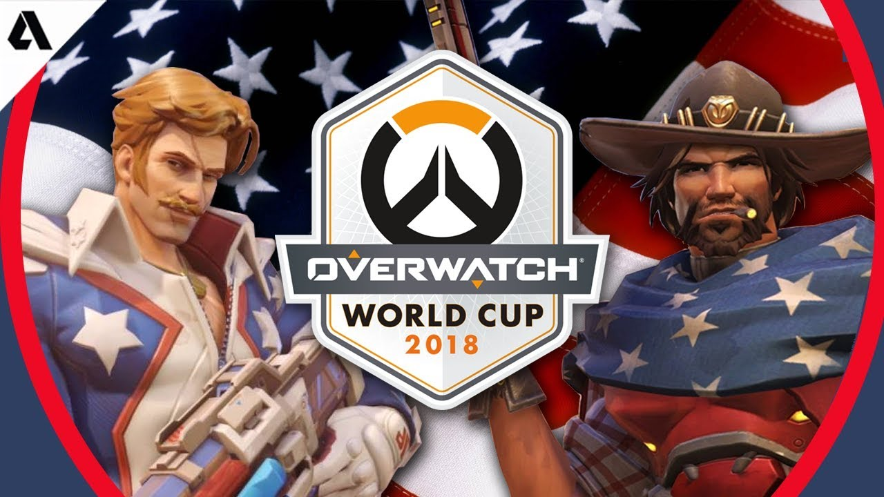 Overwatch World Cup 2021 Players