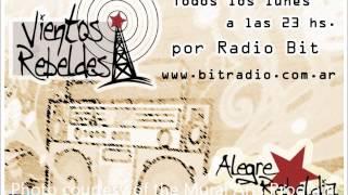 Vientos Rebeldes  - Entrevista a Santiago Anazzatti de FM La Caterva