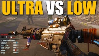 Homefront the Revolution ULTRA Vs. LOW Settings 1080p Gameplay