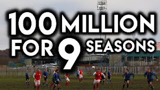 Season 2: Non-League Club with 100 million for 10 seasons - Football Manager 2018 Experiment