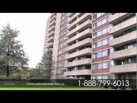 One bedroom apartment for rent toronto north york