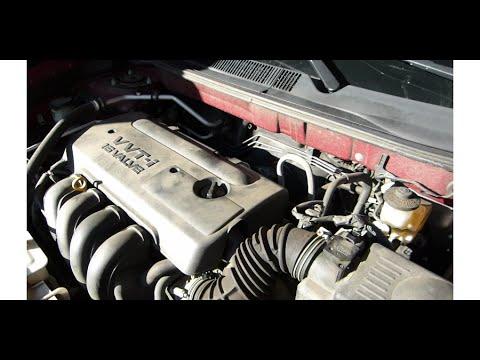 Pontiac Vibe Toyota Matrix Belt Tensioner Replacement