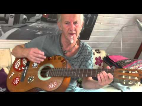 moonlight shadow how to play and sing easy acoustic guitar lesson youtube. Black Bedroom Furniture Sets. Home Design Ideas