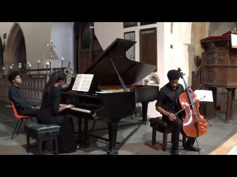 Sheku Kanneh-Mason plays Bruch's Kol Nidrei