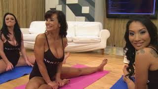 Download Video Lisa Ann, Asa Akira, Sophie Dee - Yoga Personal Trainer and Lisa workout, Fitness Video Motivation MP3 3GP MP4