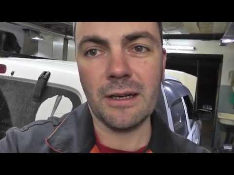 Мазда Трибьют: ремонт и обслуживание - Замена подушек двигателя (задняя и левая) и задний  отбойник