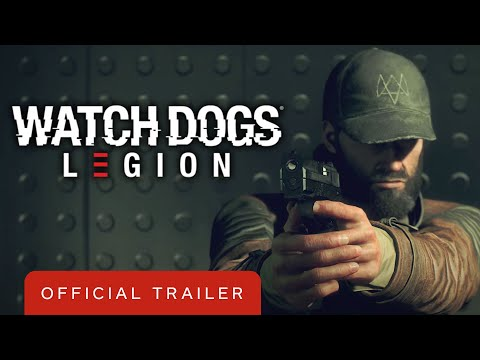 Watch Dogs: Legion - Aiden Pearce Teaser Trailer | Ubisoft Forward