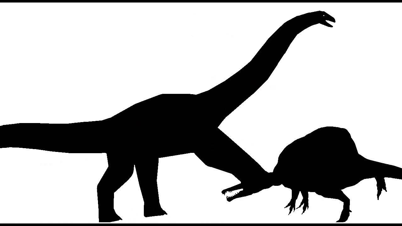Argentinosaurus vs Spinosaurus - YouTube